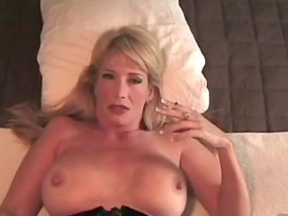 hot stepmom smokin and banging