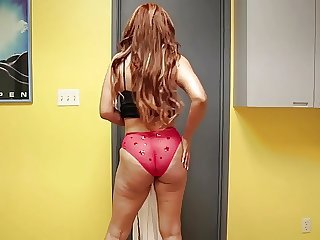 Ass Lingerie   Panty Spanish