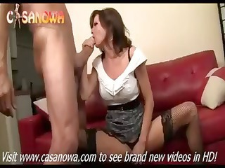 breasty hottie veronica avluv is a cougar who t live without a large cock