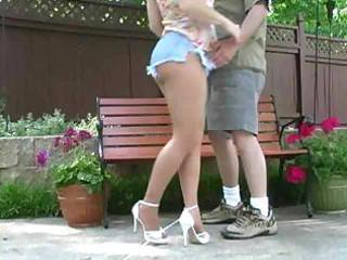 hot golden-haired d like to fuck banging in hose