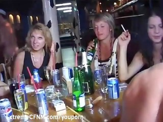 Amateur Drunk Party Smoking