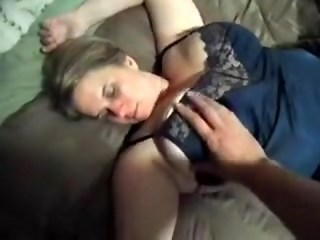 Amateur Big Tits Chubby Homemade MILF Pov Sleeping Wife