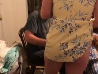 Amateur Strapon Wife