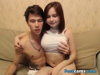 Cute Girlfriend Strapon Teen Webcam Young