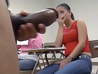 Big cock Interracial Strapon Student Teen Young