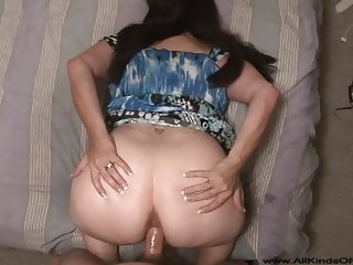 Anal Ass Clothed Doggystyle Mature Pov Strapon Wife