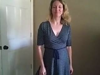 Amateur Homemade MILF Strapon Wife