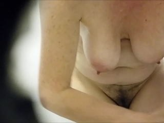 Hairy  Mature Natural Nipples Strapon Voyeur