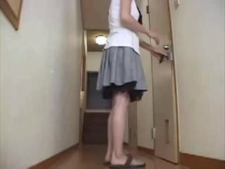 Asian Skirt Strapon Teen Young