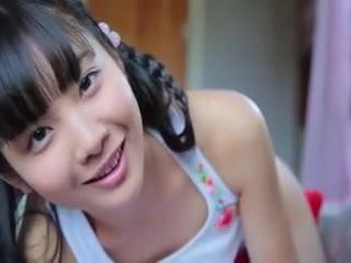 Asian Cute Strapon Teen Young