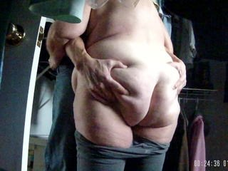 Amateur Ass BBW Homemade Mature Strapon Wife
