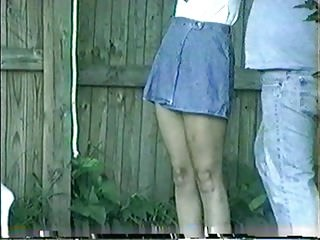 Amateur Farm Outdoor Skirt Strapon Teen Vintage Young