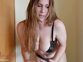 Big Tits Lingerie MILF Natural