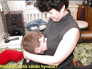 Amateur Mature Mom Old and Young Strapon