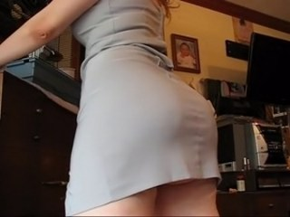 Ass MILF Skirt Webcam