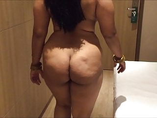 Amateur Ass Chubby MILF Strapon
