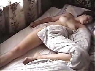 Amateur Homemade Sister Sleeping Strapon Vintage