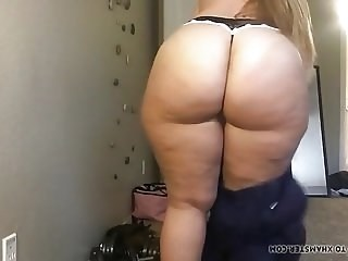 Ass BBW MILF Panty Strapon Webcam