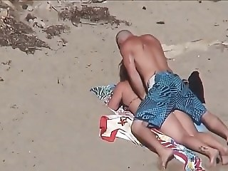 Beach Girlfriend Hardcore Outdoor Strapon Voyeur