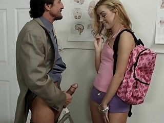 Big cock Blonde Cute Daddy Old and Young Strapon Student Teen Young