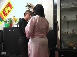Amateur Mature Mom Old and Young Russian Strapon