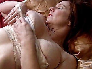 Mature Mom Nipples Strapon