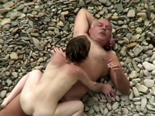Daddy Nudist Outdoor Strapon Voyeur