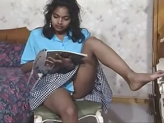 Amateur Indian Legs