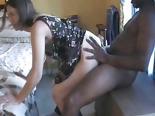 Amateur Cuckold Hardcore Homemade Interracial MILF Strapon Wife