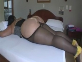 Amateur Ass BBW Chubby Homemade MILF Pantyhose Strapon