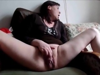 Clit Masturbating Mature Mom Pussy Strapon Webcam