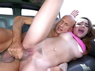 Big Cock Car Daddy Hardcore Old And Young Teen