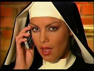 MILF Nun Strapon Uniform Vintage