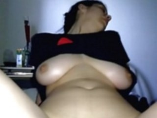 Amateur Girlfriend Homemade MILF Natural SaggyTits Strapon