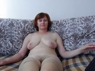Amateur Homemade Mature Mom Natural SaggyTits Strapon
