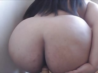 Anal Ass Chubby MILF Strapon Toy Webcam