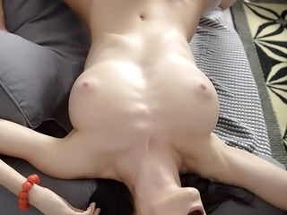 Amazing Natural Orgasm Strapon Teen Young
