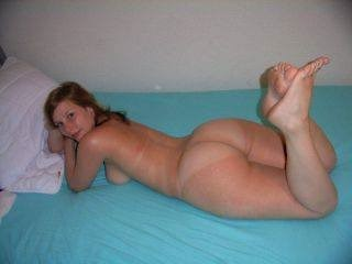 Amateur Ass Girlfriend MILF Strapon