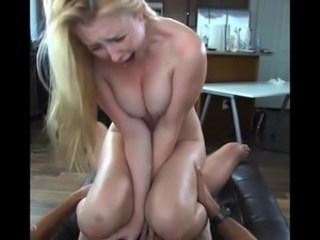 Amateur Blonde Homemade
