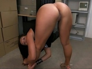 Amazing Ass MILF Strapon