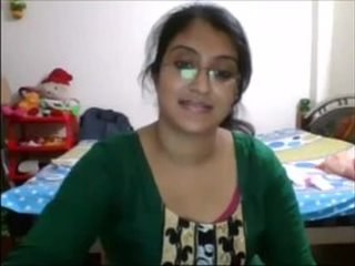 Glasses Indian MILF Strapon Webcam Wife