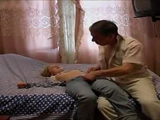 Amateur Daddy Daughter Homemade Old and Young Russian Strapon