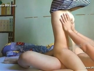 Amateur Girlfriend Homemade Riding Strapon