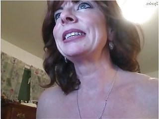 Mature Mom Strapon Webcam