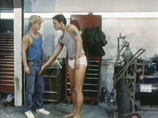Blond & Mechanic - Vintage BB