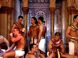 The Orgy of Egyptians