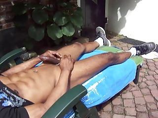 Outdoor Backyard Fuck