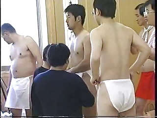 Japan naked festival  Locker Room 04