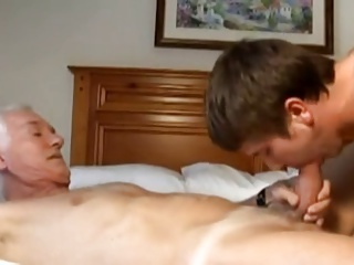 Cowboy Silver Daddy and a young Guy.mp4