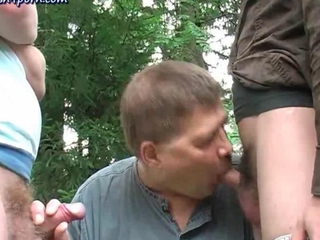 Adult gay sucking and rubbing